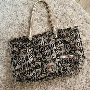 Clear Large Bag